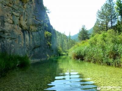 Río Escabas-Serranía Cuenca; valle de lozoya madrid parque natural del alto tajo rutas montañas p